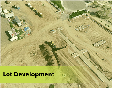 Lot Development